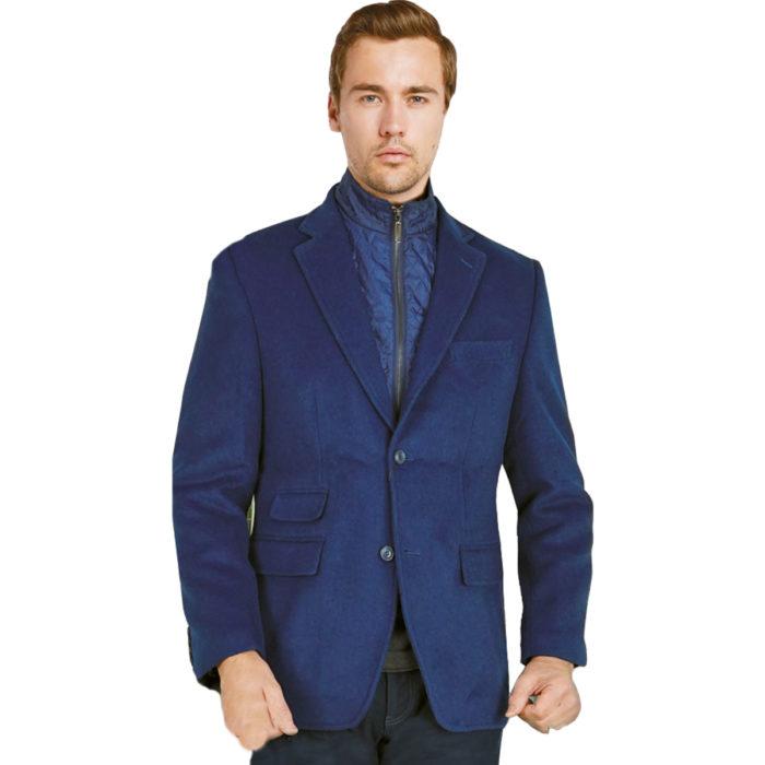 Enzo Carlo cashmere jacket