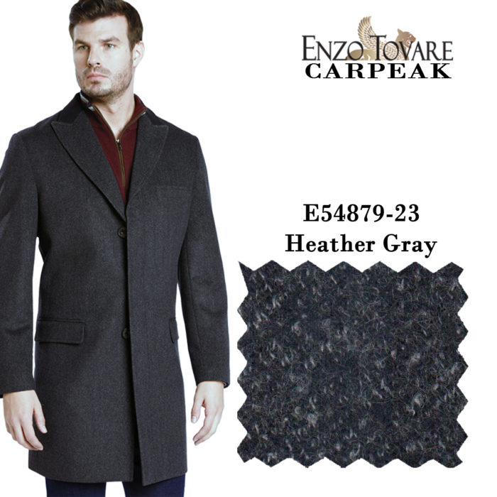 Enzo Carpeak Top Coat