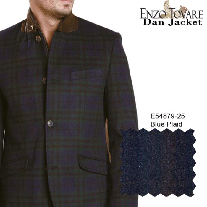 Enzo Dan Cashmere jacket