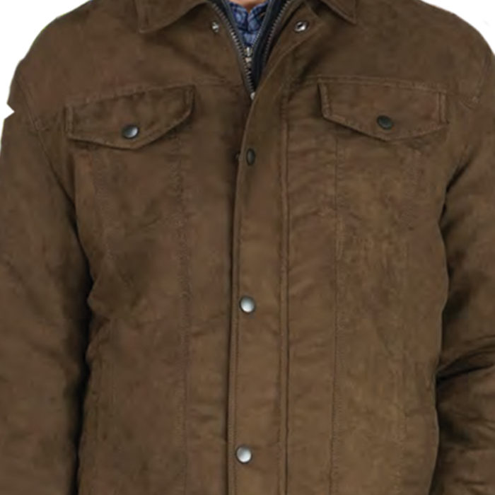 Derek Enzo Jacket brown