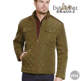 Enzo Drago suede jacket
