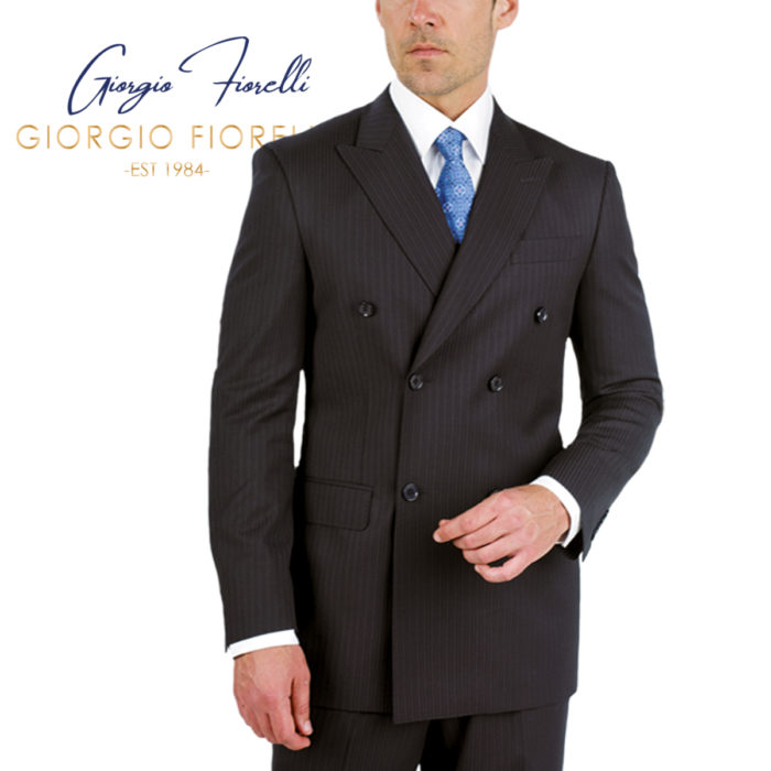 Georgio Fiorelli double breasted suit