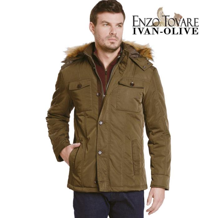 Enzo Ivan winter jacket