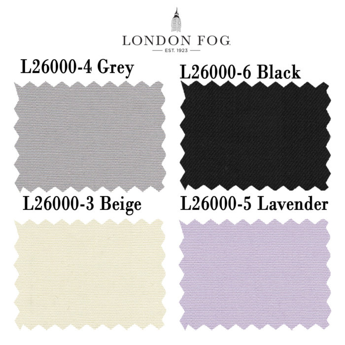 London Fog Dress shirt fabrics