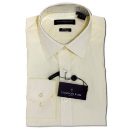 London Fog slim fit Dress Shirts