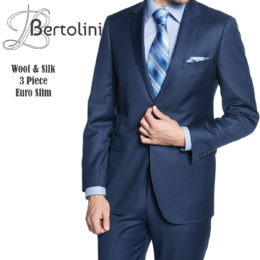 Bertolini 3 piece french blue