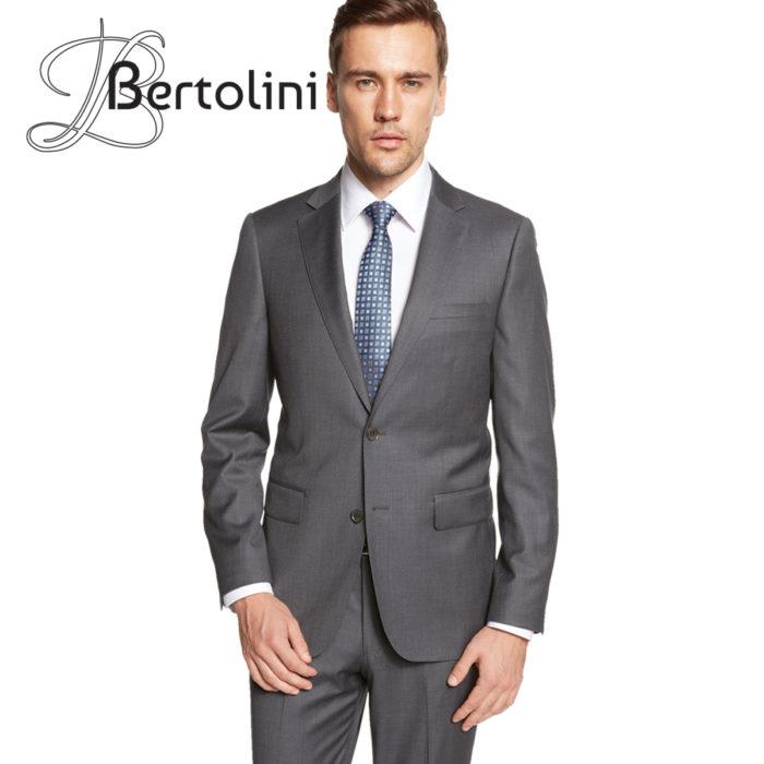 Bertolini Grey 2 piece suit