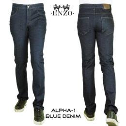 Enzo Alpha1 Blue jeans