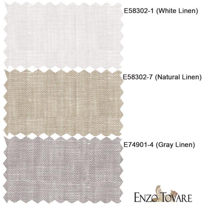 Enzo Linen Fabrics
