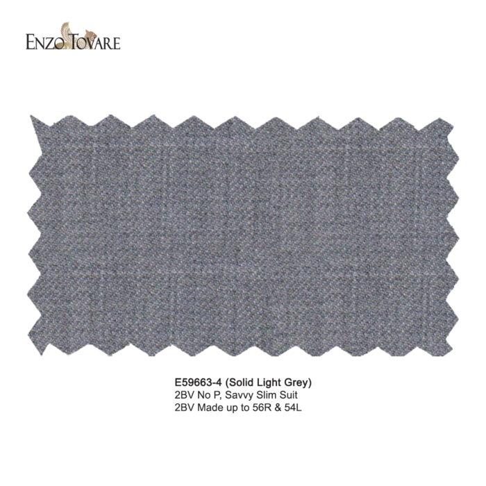 E95663-4 Enzo L Grey Fabric