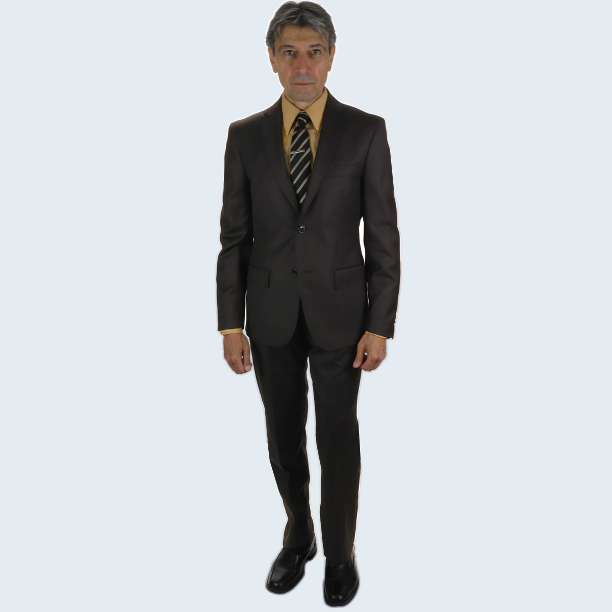 lined to knee Navy Comfort  quality 100/% Wool Dress Pants Men/'s  Mantoni Italy