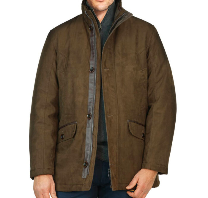 Newman-Brown Enzo Jacket