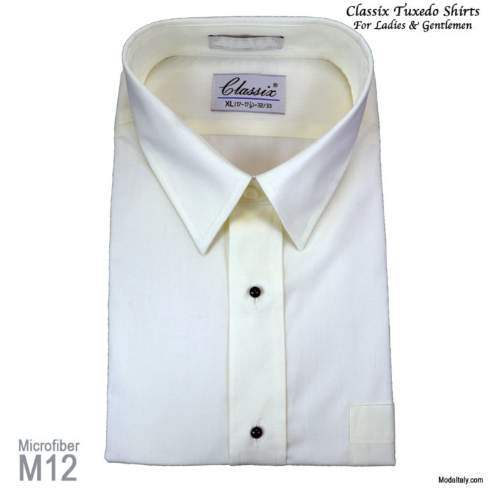 Laydown Microfiber Dress Shirts