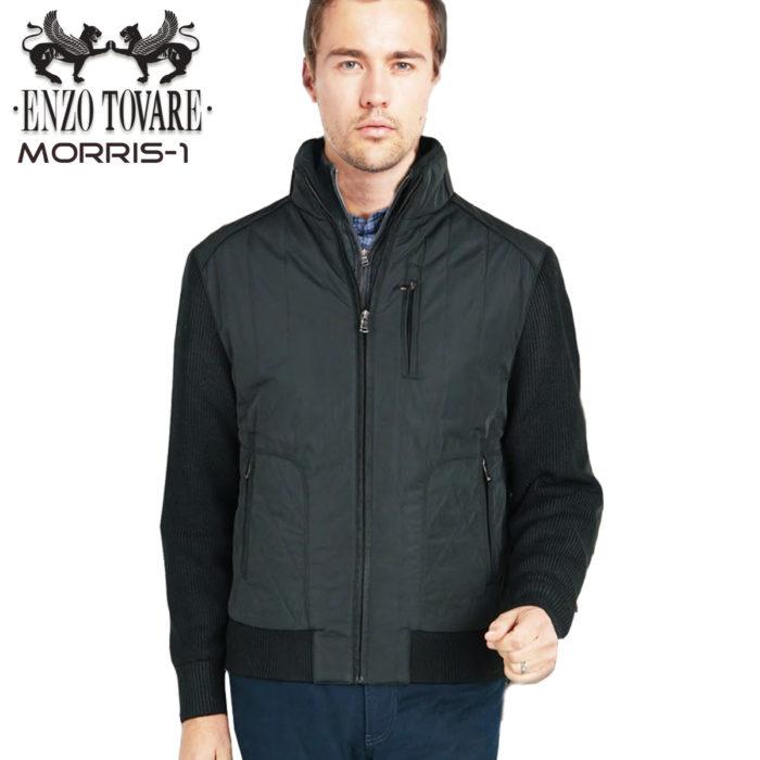 Morris Black Jacket