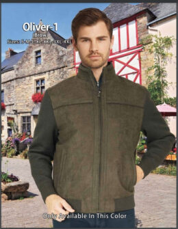 Oliver brown Enzo Jacket