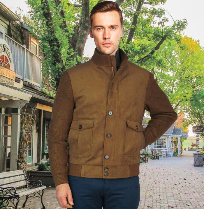 Bruce-Brown Jacket