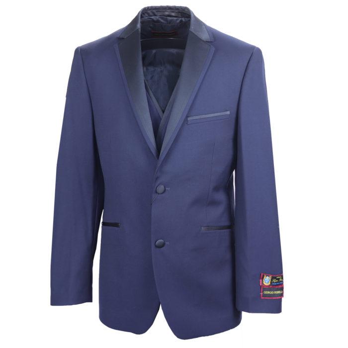 Blue Tuxedo Walton by Giorgio Fiorelli