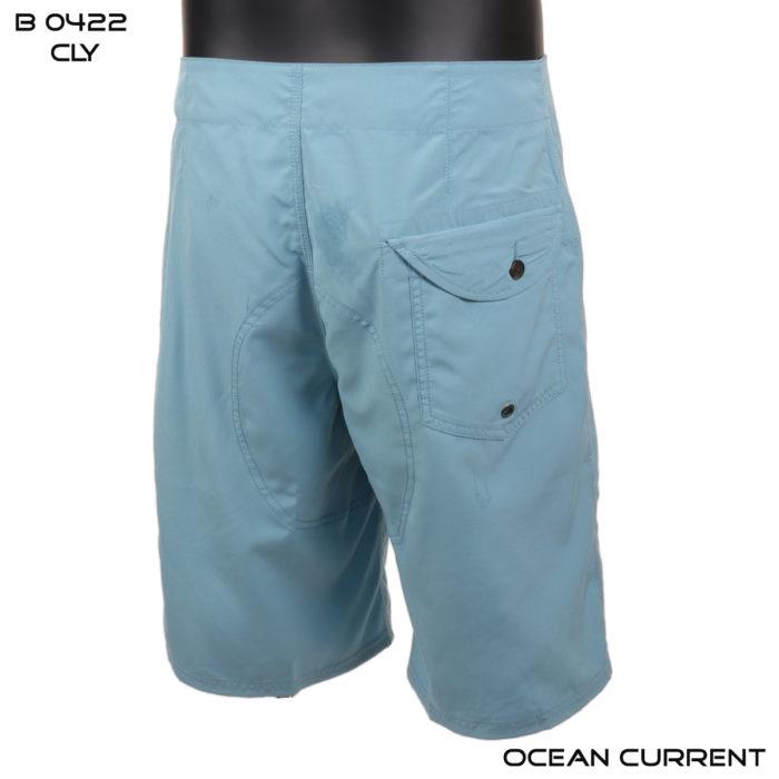 VAST Teal Blue Shorts