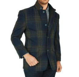 Enzo Dan Navy winter jacket