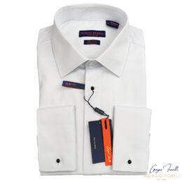 Giorgio Fiorelli Lay Down Collar Tuxedo Shirt