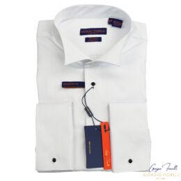 Giorgio Fiorelli Wing Tip Collar Tuxedo Shirt