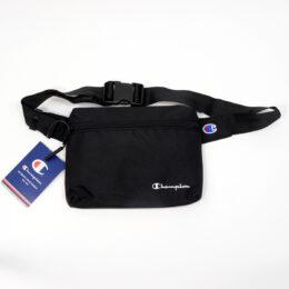 Champion Black Passport Waist Bag