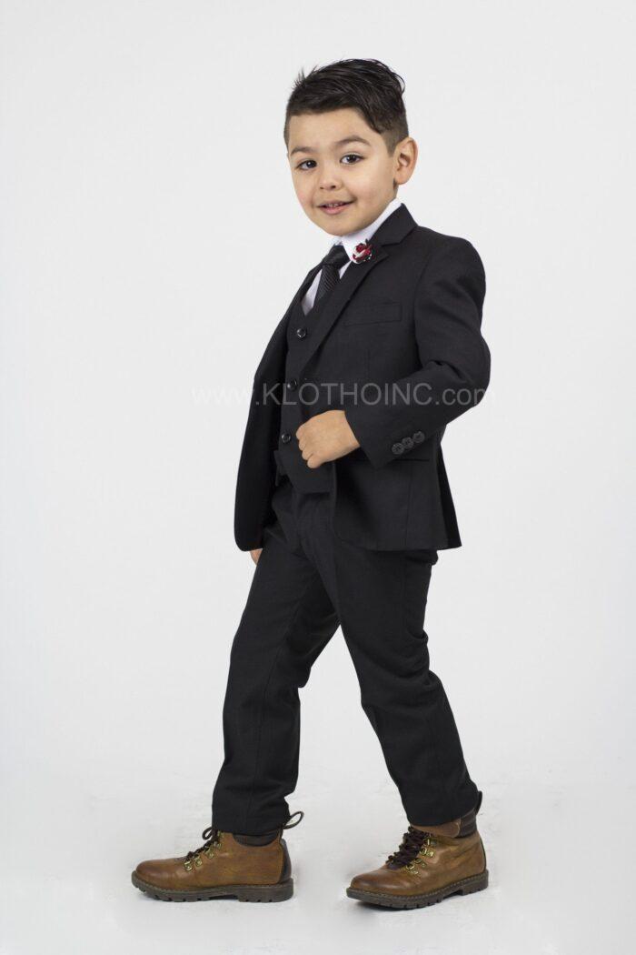 Black boys Suit