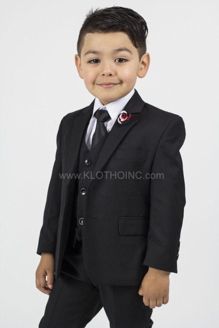 Black Kids Suits